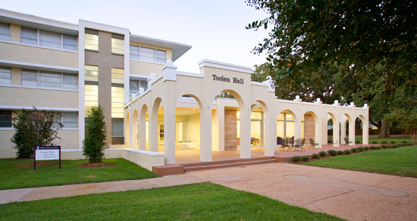 Spring Hill College Toolen Hall Renovation The